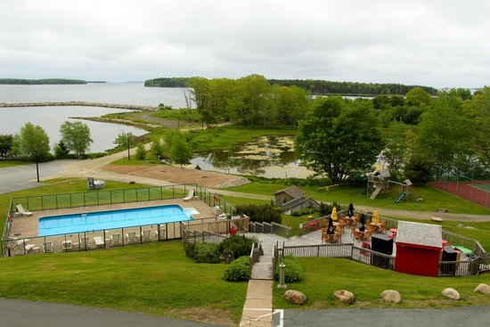 Atlantica Oak Island Resort & Conference Centre: View from our 3rd floor room