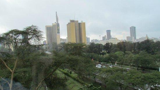 Nairobi Serena Hotel: guest room view