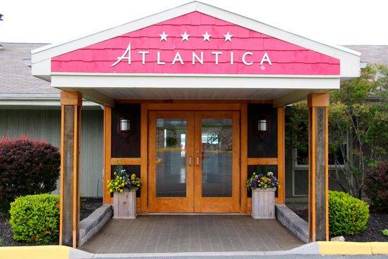 Atlantica Oak Island Resort & Conference Centre: Hotel entrance