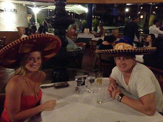 Catalonia Riviera Maya: The Mexican restaurant!