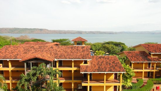 Allegro Papagayo: View from our room