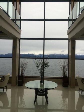 Alma del Lago Suites & Spa: Visão do Lobby