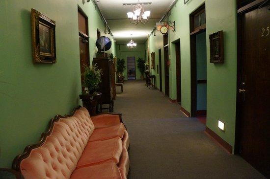 Haunted Hallway Picture Of Jerome Grand Hotel Jerome Tripadvisor