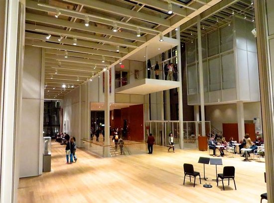 The Morgan Library & Museum: Museum interior