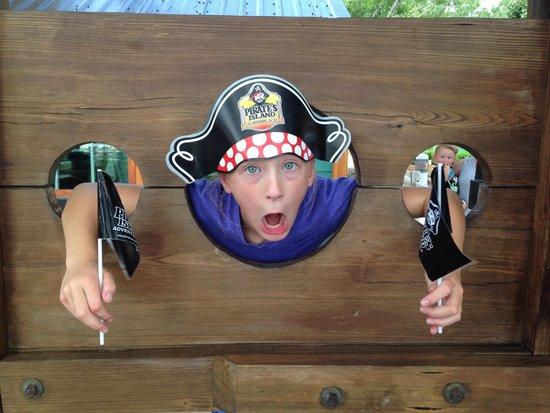 Pirate's Island Adventure Golf : Fun!