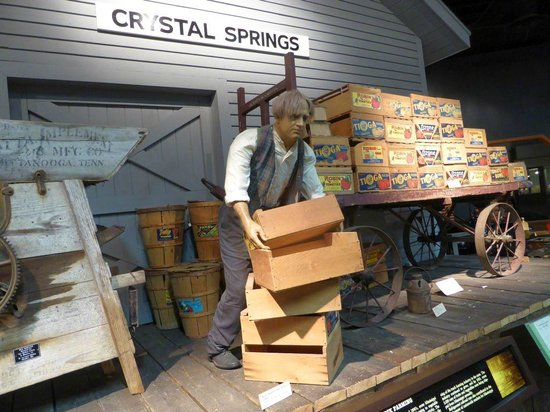 Mississippi Agricultural & Forestry Museum: Truck Farming