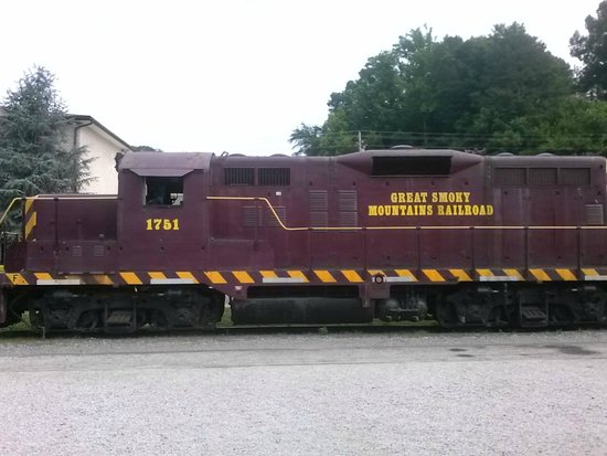 Great Smoky Mountains Railroad: GSMR