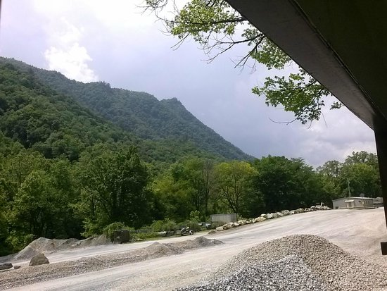 Great Smoky Mountains Railroad: GSMR