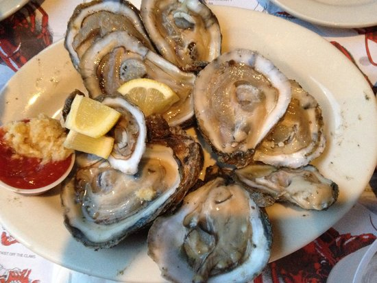 J's Oyster: Oysters