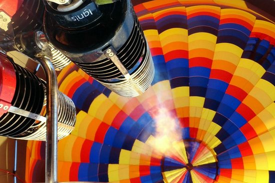 Canyonlands Ballooning : Awesome