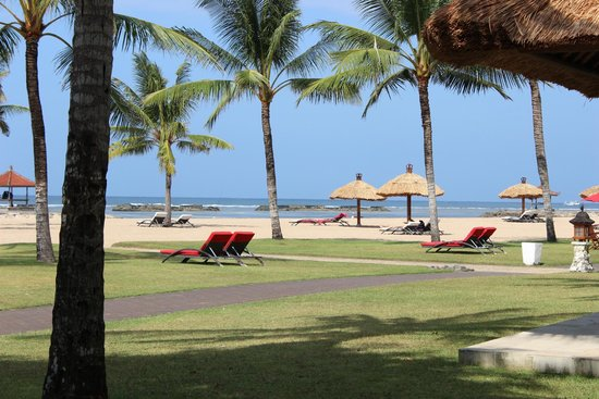 Club Med Bali : The beach