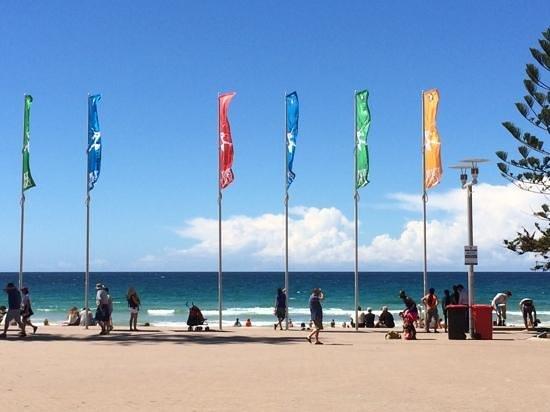 Manly Beach : fantastic beach