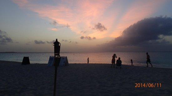 Sibonne Beach Hotel: .
