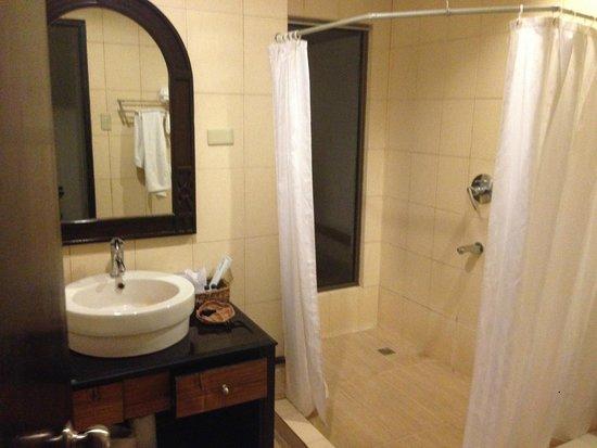 Le Soleil de Boracay : Ванная комната