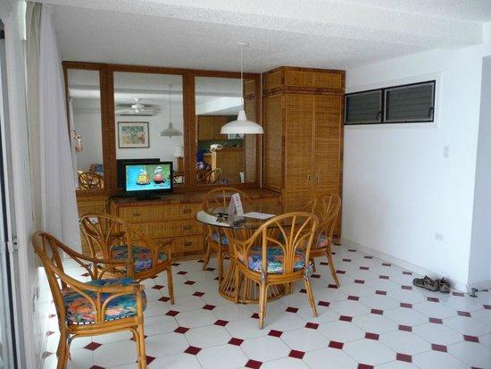 Simpson Bay Resort & Marina: Dining area