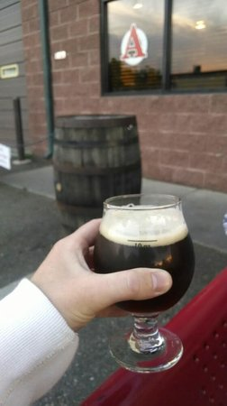 Avery Brewing Company: The Reverend!