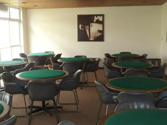 Hotel Majestic : Salão de jogos!!!