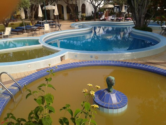 Il Gattopardo Hotel Terme & Beauty Farm: le piscine