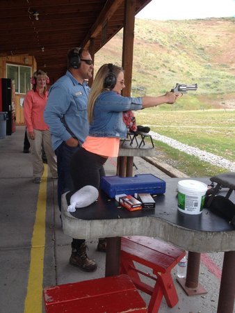 Jackson Hole Shooting Experience: JHSE June 16, 2014. Amazing day!!