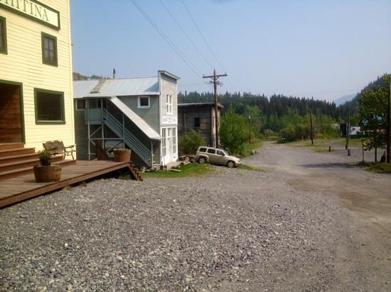 Gilpatrick s Hotel Chitina: Main Street Chitina,AK