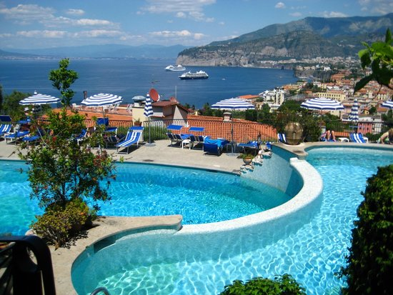 Grand Hotel Capodimonte, hôtels à Sorrente