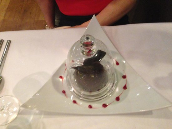 La Toque D'or: Chocolate Bombe