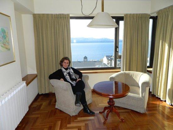 Panamericano Bariloche: Suite do hotel