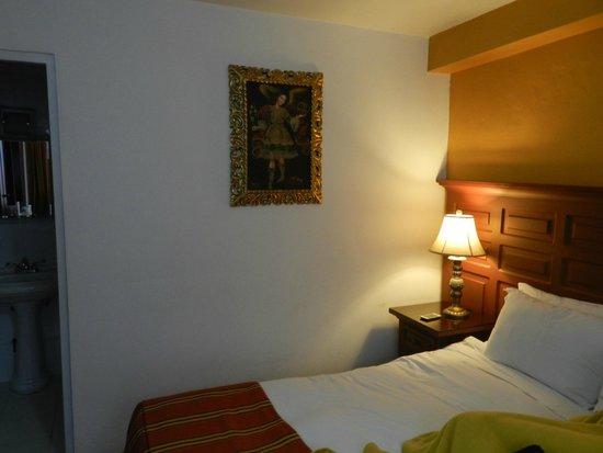 Terra Andina Hotel : Habitacion