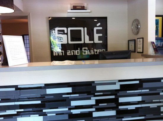 Sole Inn and Suites: Reception