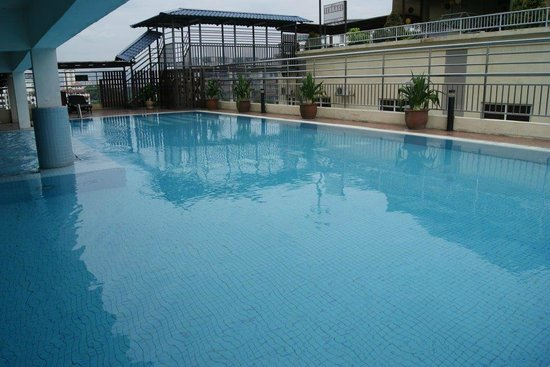 D-Villa Residence Hotel: Swimming Pool - Adult pool 1