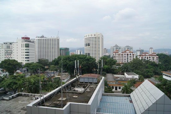 D-Villa Residence Hotel: View from Hotel 1