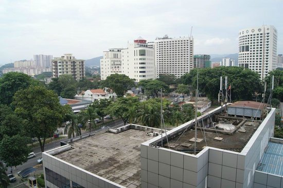 D-Villa Residence Hotel: View from Hotel 3
