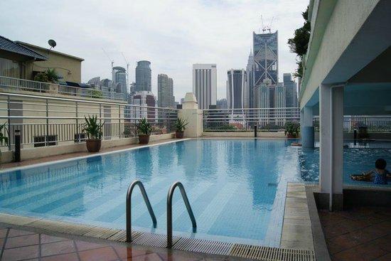D-Villa Residence Hotel: Swimming Pool - Adult pool 2
