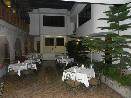 Terra Andina Hotel: Restaurante