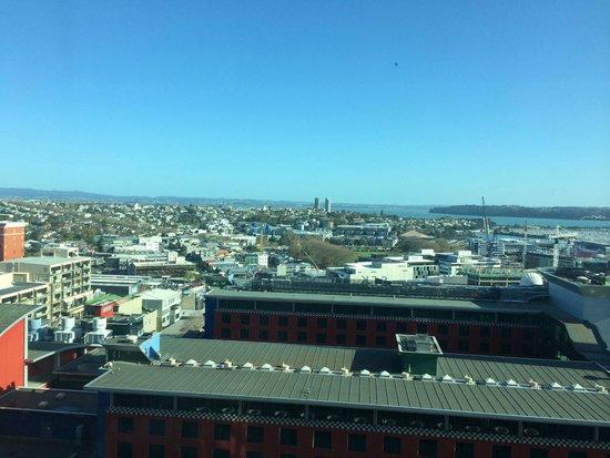 SKYCITY Grand Hotel: 17th floor view