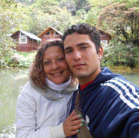 Suenos del Bosque : Junto al lago.