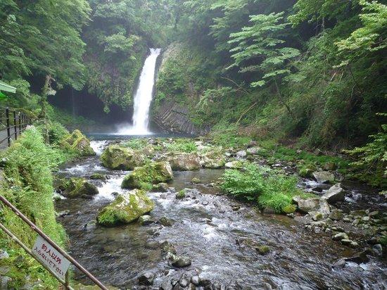 Joren Waterfall: 浄蓮の滝