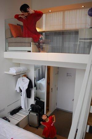 Studio M Hotel: Loft