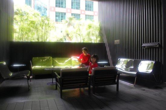 Studio M Hotel: Cabana
