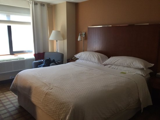 Four Points by Sheraton Midtown - Times Square: King Room