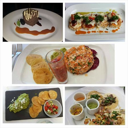 Villa Premiere Boutique Hotel & Romantic Getaway: Absolutely incredible dining!