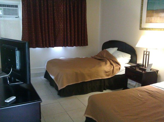 Clearwater Beach Hotel Suites: Bedroom