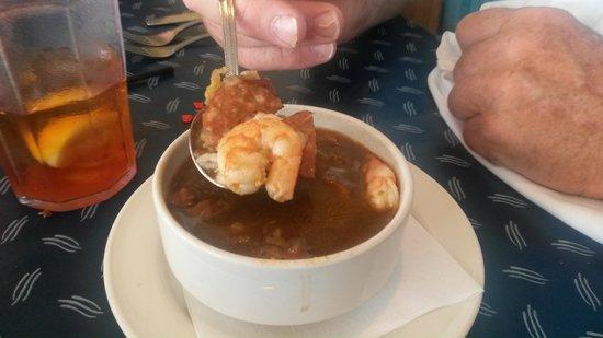 Fisherman's Wharf : Shrimp Gumbo