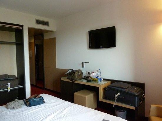 BEST WESTERN PREMIER Hotel Galileo Padova: Room