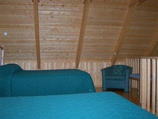 Blue Springs Lodge: Upstairs Chair