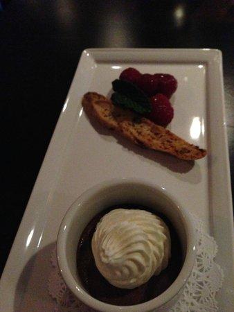 Rim Rock Cafe & Oyster Bar : dessert