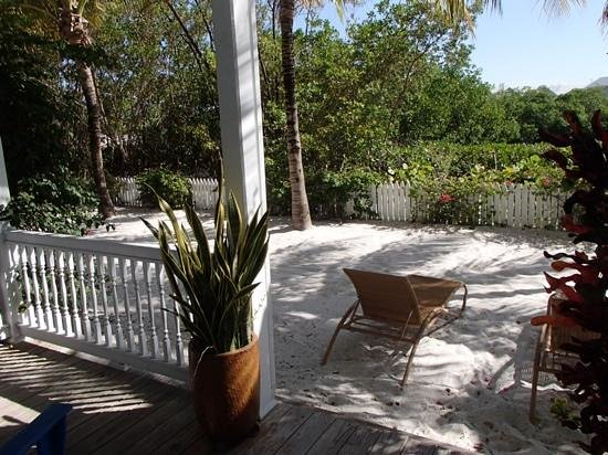 Parrot Key Hotel and Resort: Personal beach