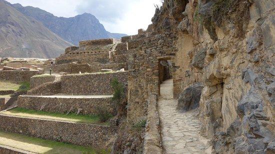 Archaeological Park Ollantaytambo: Ollantaytambo