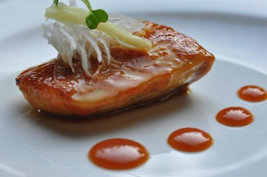KO Japanese Restaurant: Black Cod Miso