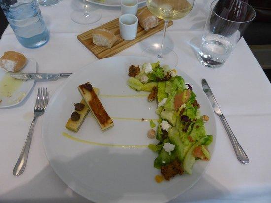 TIAN Restaurant Wien: Exotic Ceasar Salad